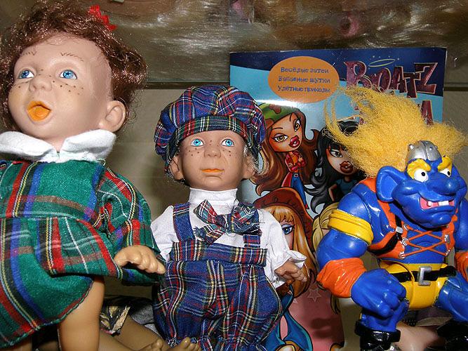 Дегуманизация игрушки. «Некоторые игрушки извращают образ человека»