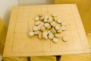Можно уже, наверное, играть в китайские шашки. Знать бы как…
