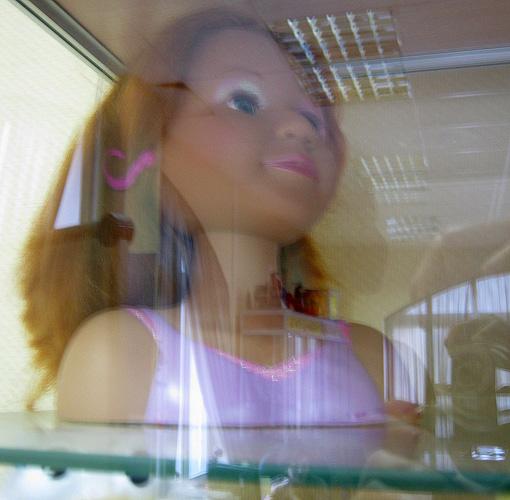 Антиигрушка. Это не парик на манекене в бутике. Это игрушка…