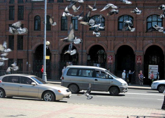 Сергиев Посад сегодня – шумный и многолюдный город