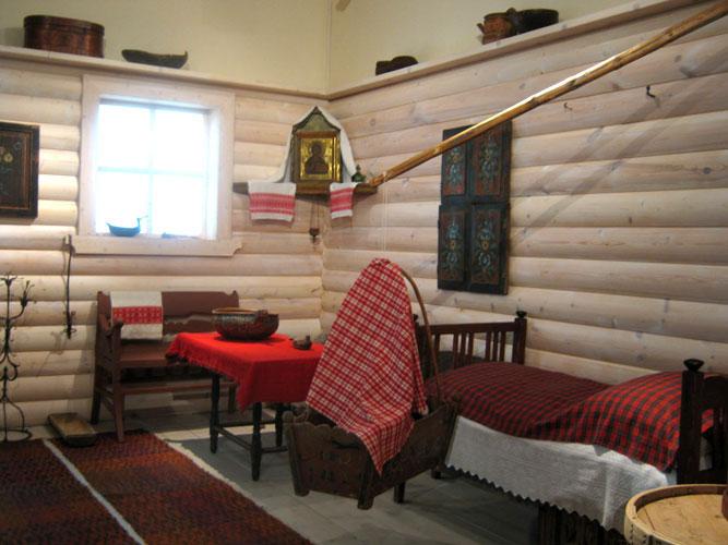 Выставка «Мир русской деревни» в музеи «Конный двор»