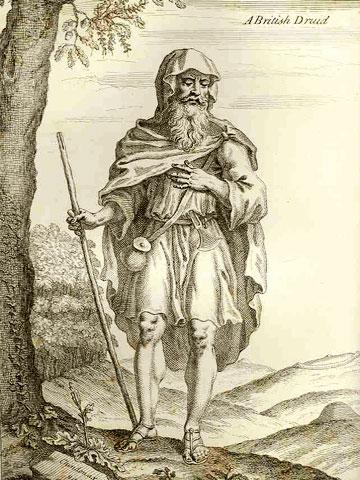 Типичный древненегипетский жрец