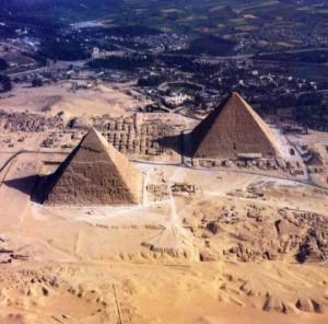 Великие пирамиды. Большие и бесполезные