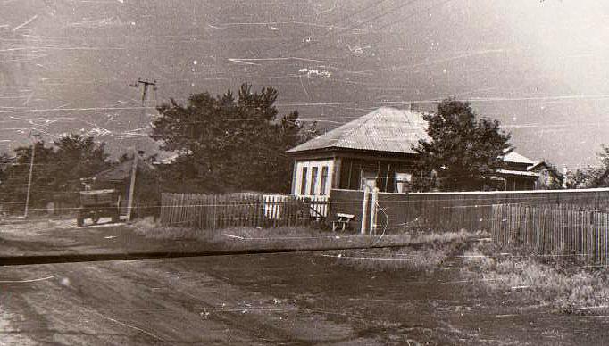 Дом Варфоломеевых, село Русская Буйловка