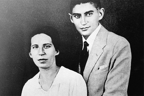 Франц Кафка и Фелица Бауэр