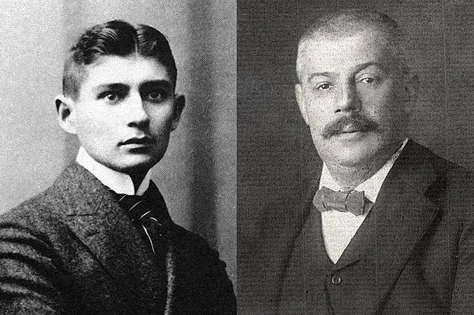 Франц и Герман Кафка: «Обычное детство» в обострённом восприятии