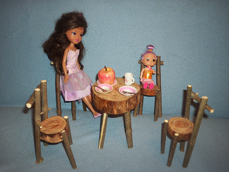 Как сделать куклу из подручных материалов своими