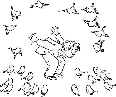 Иллюстрация Генриха Валька
