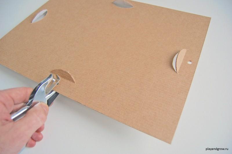 Рамка из картона для детского рисунка своими руками 66