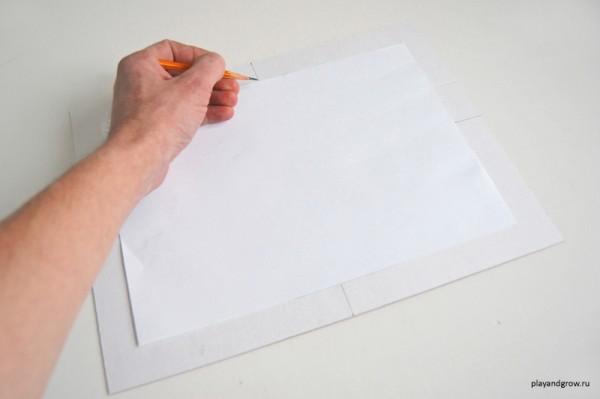 Как сделать фото на лист а4