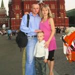В сердце России. (Всей семьёй)