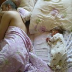 Сном младенца… (Вылитый батя!)