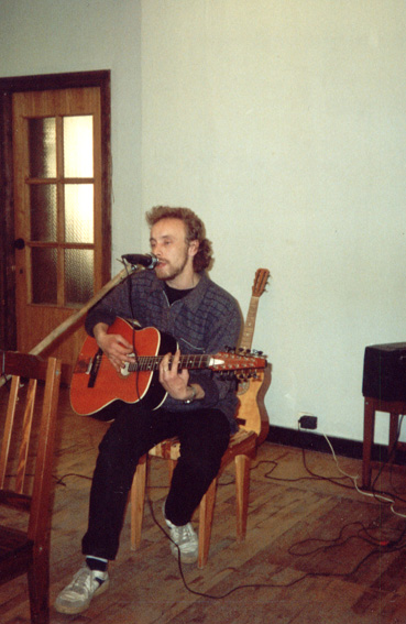 Вячеслав Лопатин. 2001 год