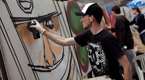 Рисунки на стенах: пять принципов граффитчика
