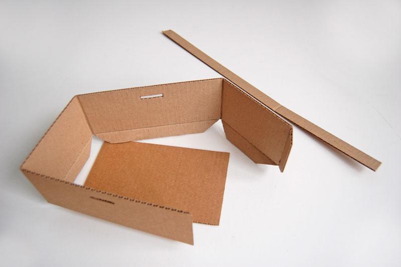 В картонных образках понимаем!