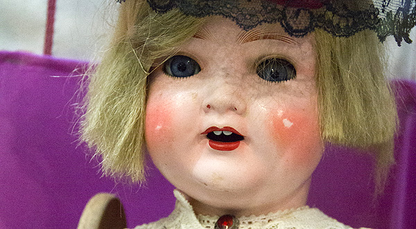 Куклы, возвращающие в реальность