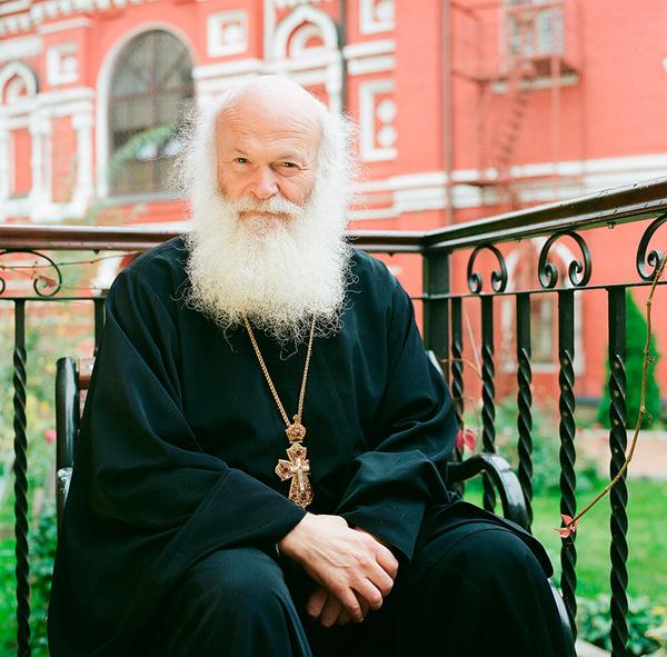 Протоиерей Константин Островский. Фото: bg.ru