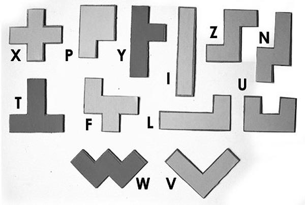 Математические головоломки своими руками