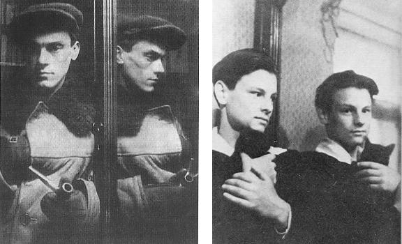 Арсений и Андрей Тарковские: Зеркальные портреты