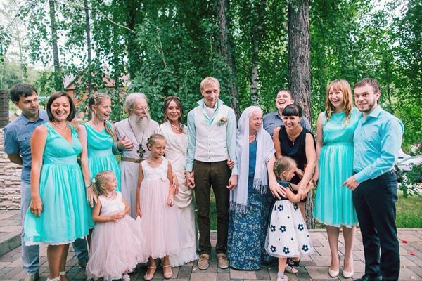 Семейное фото, 2014 г.