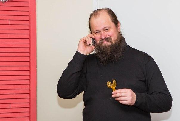 Священник Андрей Битюков. Фото: Мария Акимова