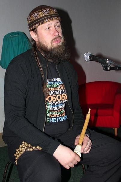 Священник Андрей Битюков. Выступление в Нижнем Новгороде