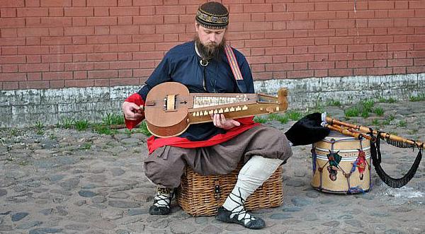 Семья Битюковых и средневековая музыка