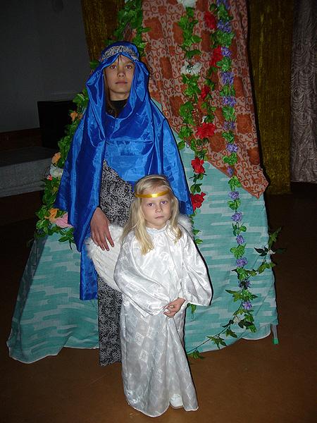 Мария Магдалина и Ангел