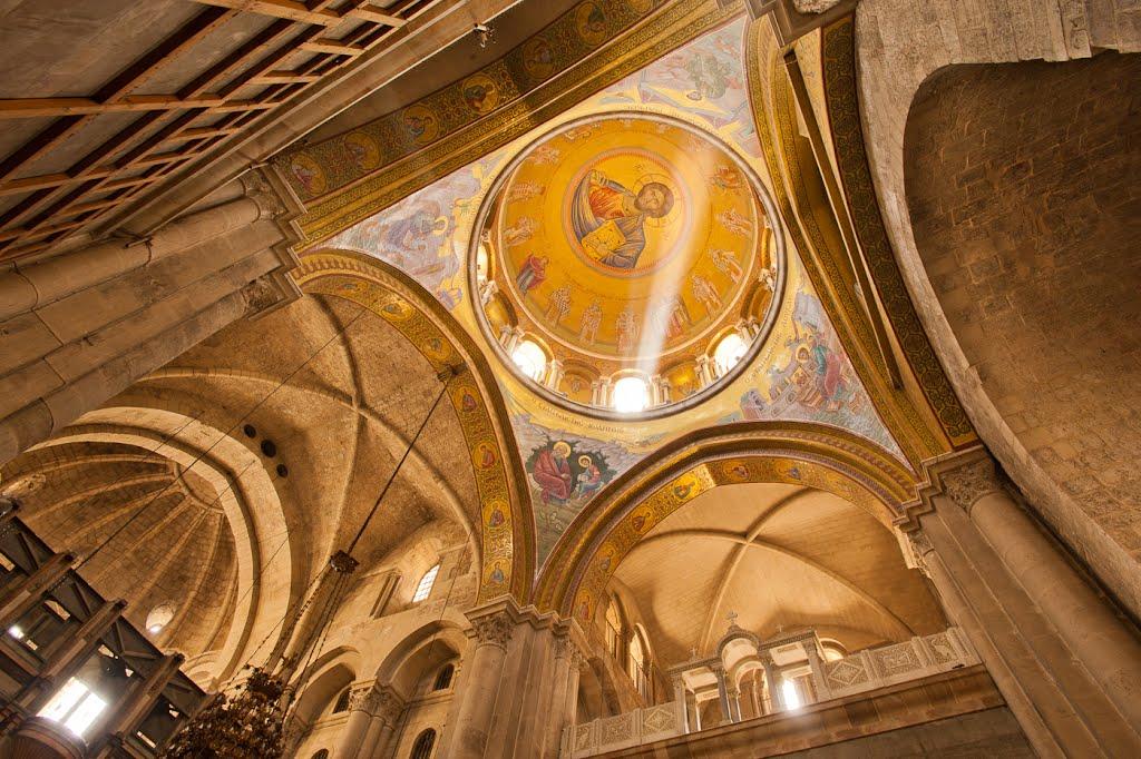 Храм Гроба Господня в Иеруслаиме. Фото: panoramio.com, пользователь maxpixel