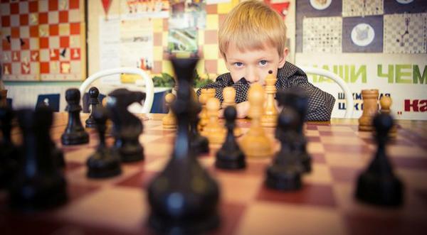 Шахматы: витамины для ума и характера
