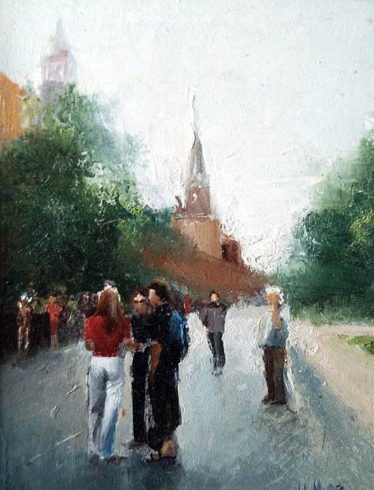 Иллюстрация Игоря Медведева