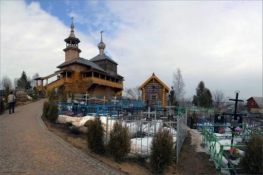 Церковь Покрова Пресвятой Богородицы. photosight.ru. Фото: Андрей Антонов