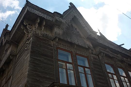 Дом Шохиных. Фото: Валентина Курицина