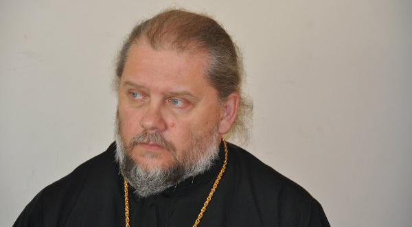 Протоиерей Андрей Лоргус. Фото: Мария Василенко, РИА Новости.