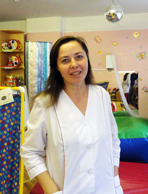 Психолог Ирина Колосова