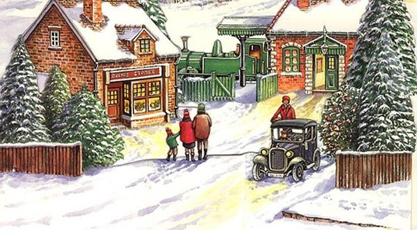 Конкурс семейных рождественских рассказов