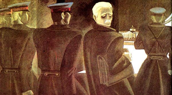 Коля Конюков и его предки. Дедушка-шпион
