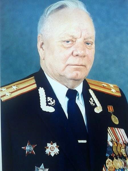 Степан Павлович Осадчий