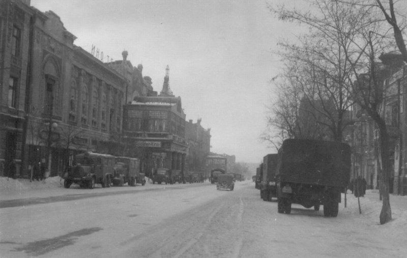 Ростов-на-Дону в годы войны