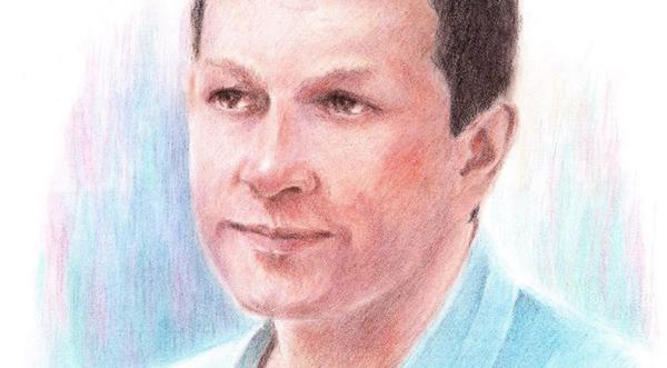 Портрет отца: Дмитрий Симонов, ремонтник, отец четверых детей