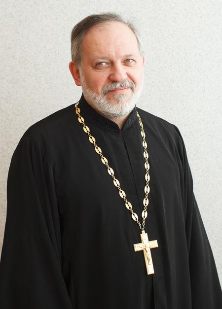 Священник Александр Дьяченко. Фото: Андрей Петров.