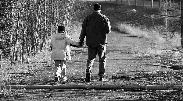 Наталья Инина. Встреча с детством, встреча с отцом