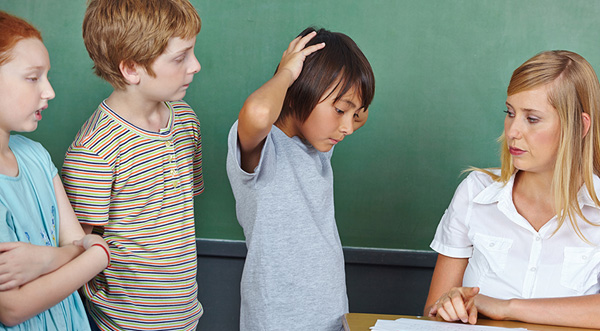 Школьная травля - детская и... взрослая