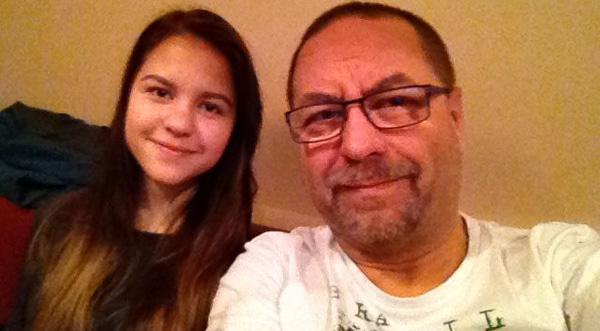 Дочь решила занятся сексом с отцом