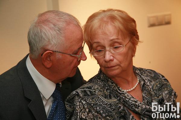 Родители Владимира Легойды. Фото из личного архива