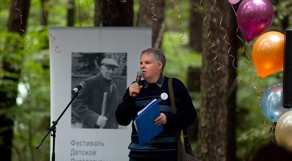 Сергей Белорусец о Фестивале Чуковского, литературе и жизни