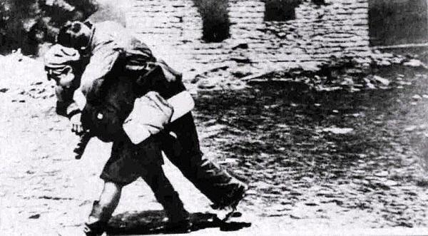 Сталинград, мой отец и девушка