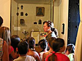 Экскурсия в музее «Конный двор»