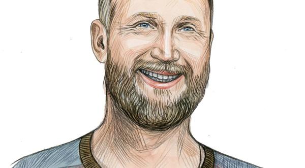 Портрет отца: Александр Якунин, массажист, отец шестерых детей