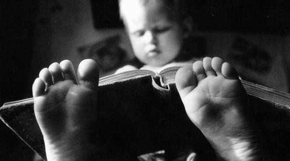 Записки приемного отца. Ребенок учится читать